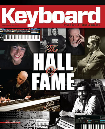 Keyboard Magazine Hall of Fame