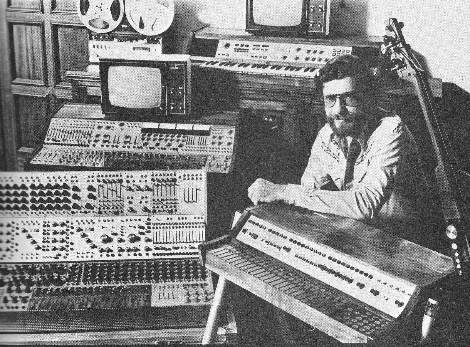 electronic music pioneer robert