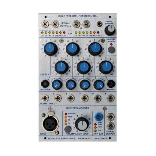 207e Mixer / Microphone Preamplifier