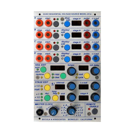 251e Quad Sequential Voltage Source
