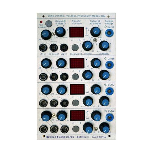 256e Quad Control Voltage Processor