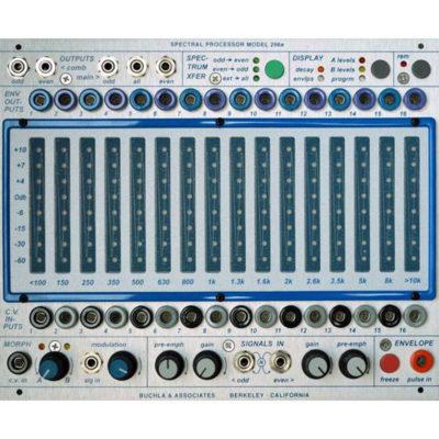 296e Spectral Processor
