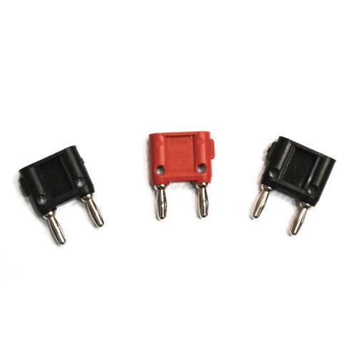 Buchla Bridging Plug shorting bar set of 3 1