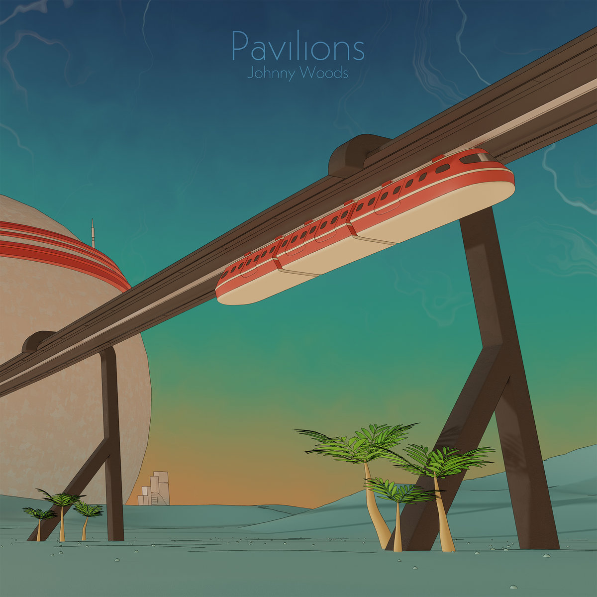 Pavilions, by Johnny Woods